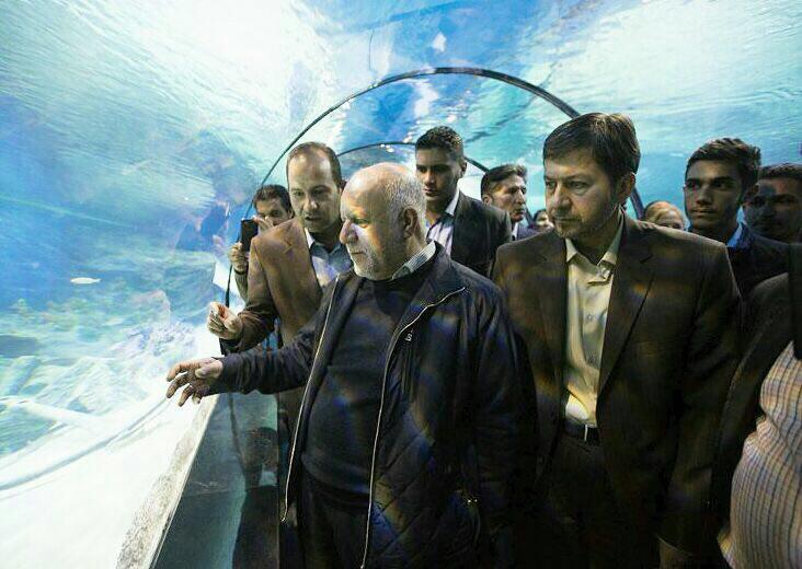 وزیر نفت مهمان اصفهان