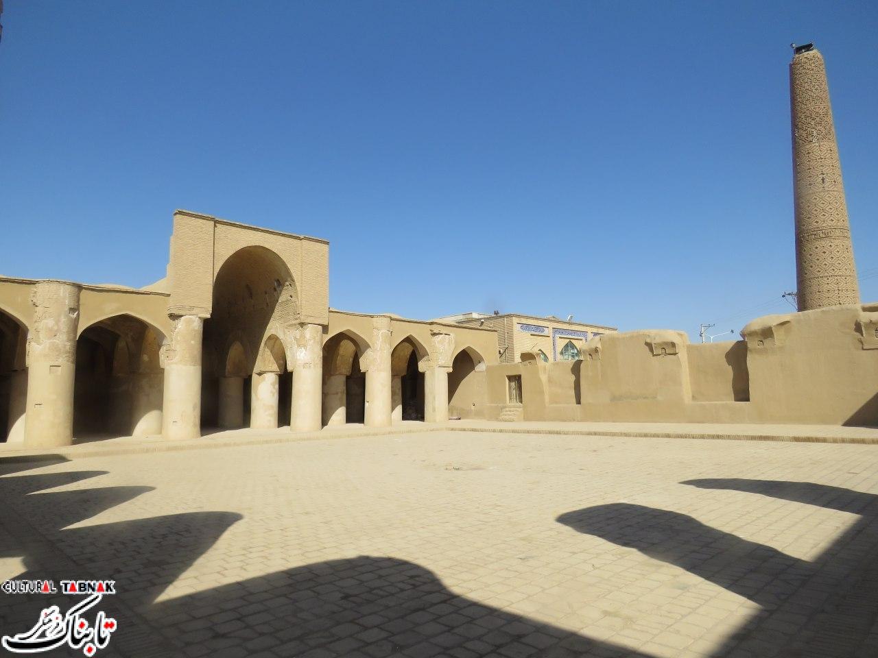 آشنایی با مسجد تاریخانه