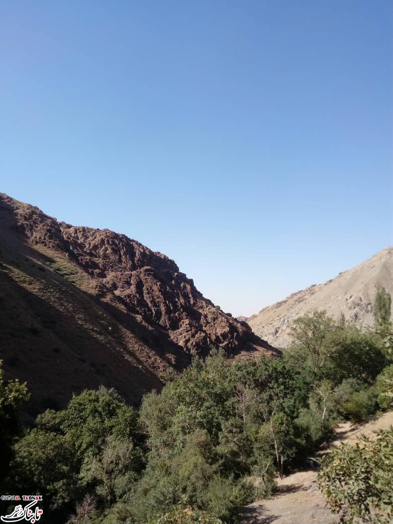 جستجوی هوای تازه و خنک اطراف همین تهران
